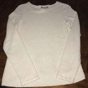 Banana Republic Cream Sweater